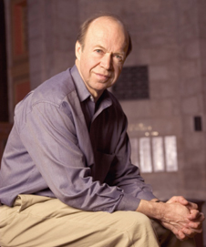 Climate change researcher - James E. Hansen, director of the Goddard Institute for Space Studies.