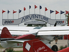 EAA AirVenture 2008 at Oshkosh, Wisc.