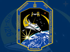 STS-126 mission patch