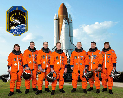 STS126-S-002: STS-126 crew
