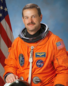 JSC2004-E-32185 -- STS-125 Commander Scott D. Altman