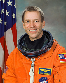 JSC2006-E-11466 -- STS-125 Pilot Gregory C. Johnson