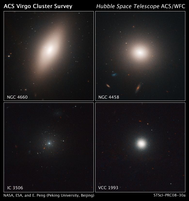 NASA - Globular Clusters Tell Tale of Star Formation in ...
