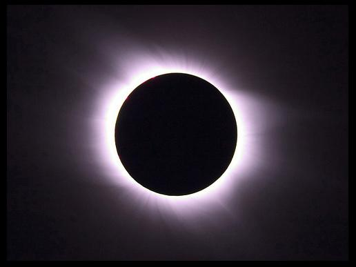 NASA - 2008 Solar Eclipse at Totality