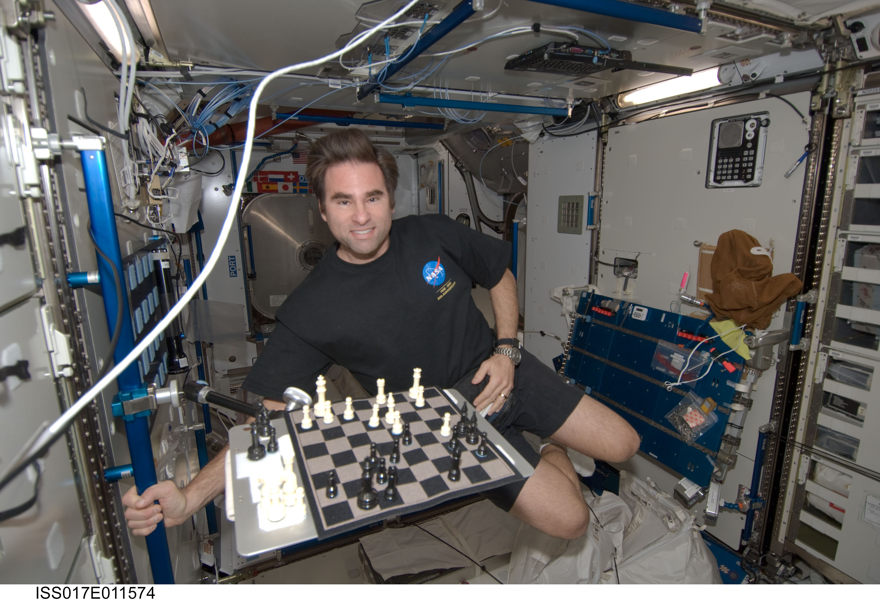 nasa space station inside - photo #7