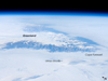 Image of Greenland captured from the ISS