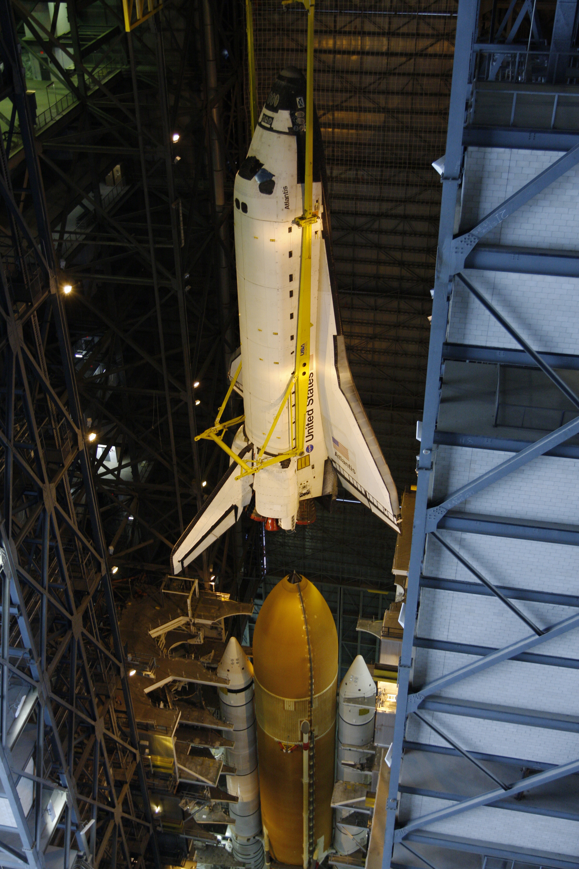 space shuttle with rocket - photo #46