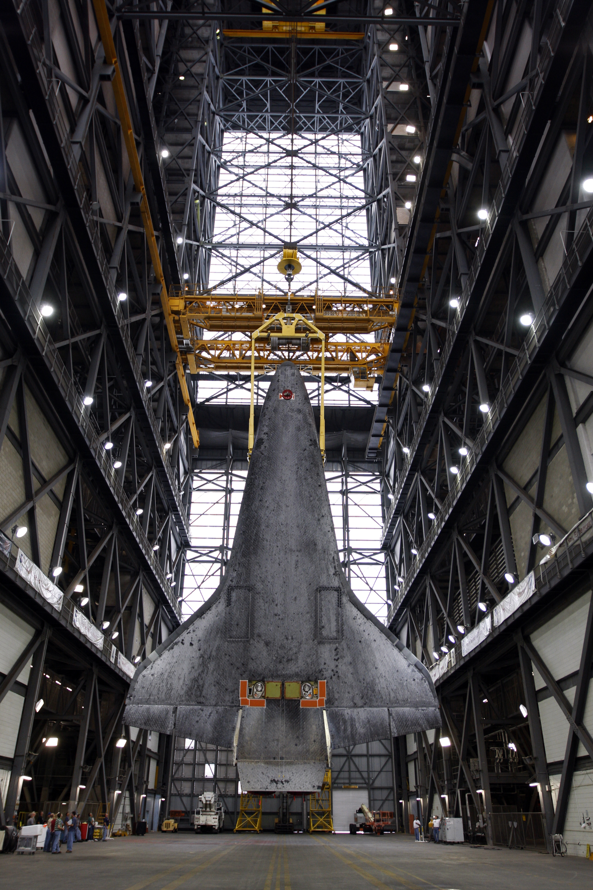 where are space shuttles built - photo #25