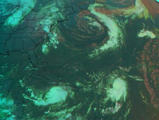 Fay, Gustav and Tropical Depression 8 in the Mid-Atlantic