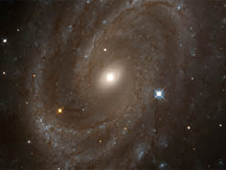 image of the galaxy NGC 4603