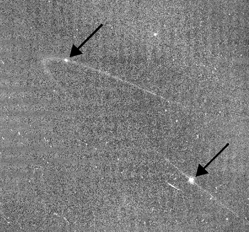 Anthe and Methone Arcs