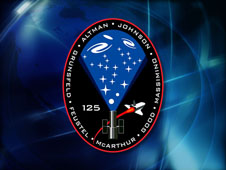 STS-125 Crew Patch