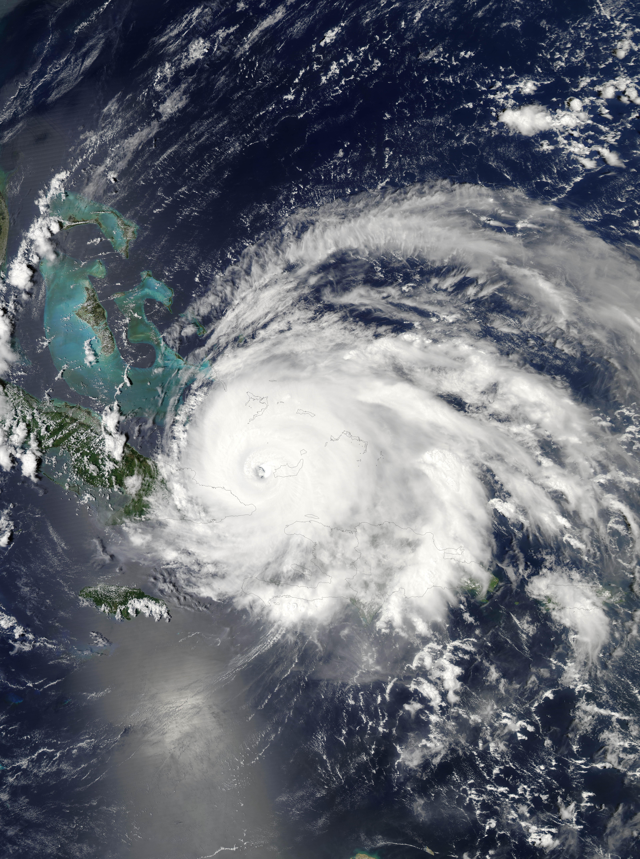 Hurricane Ike - September 13, 2008