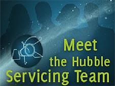 Meet the Hubble Servicing Team