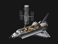 STS-125 Flight Day 3 Activities -- Shuttle Robotic Arm Grapples and Berths Hubble Space Telescope