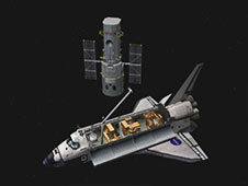 STS-125 Flight Day 3 Activities -- Space Shuttle Rendezvous with the Hubble Space Telescope
