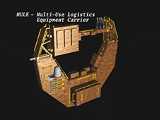 STS-125 Payload -- Multi-Use Logistics Equipment Carrier