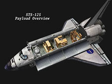 STS-125 Payload Overview