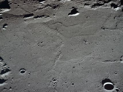 Bruce Crater - Apollo