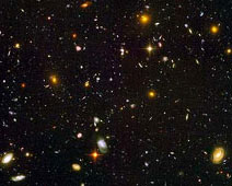 Hubble Ultra Deep Field (HUDF)