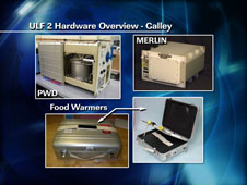 ULF 2 Hardware Overview - Galley