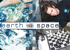 Earth vs. Space