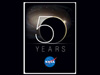 NASA's 50th Anniversary logo
