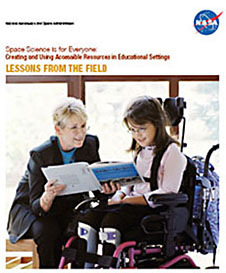 The cover of Space Science Is for Everyone