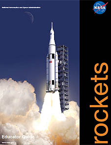 Cover of the Rockets Educator Guide