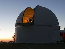 Mt. Lemmon Telescope