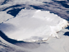 Astronaut photo of Bouvet Island