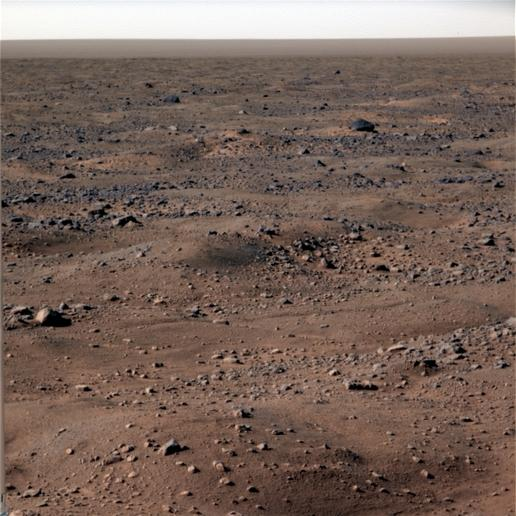 Frost on Mars
