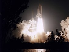 STS-79 launch