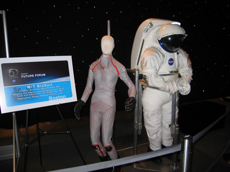 Imagery from the Boston Future Forum, 2008.