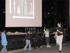 Dr. John Olson teaches kids about NASA Exploration