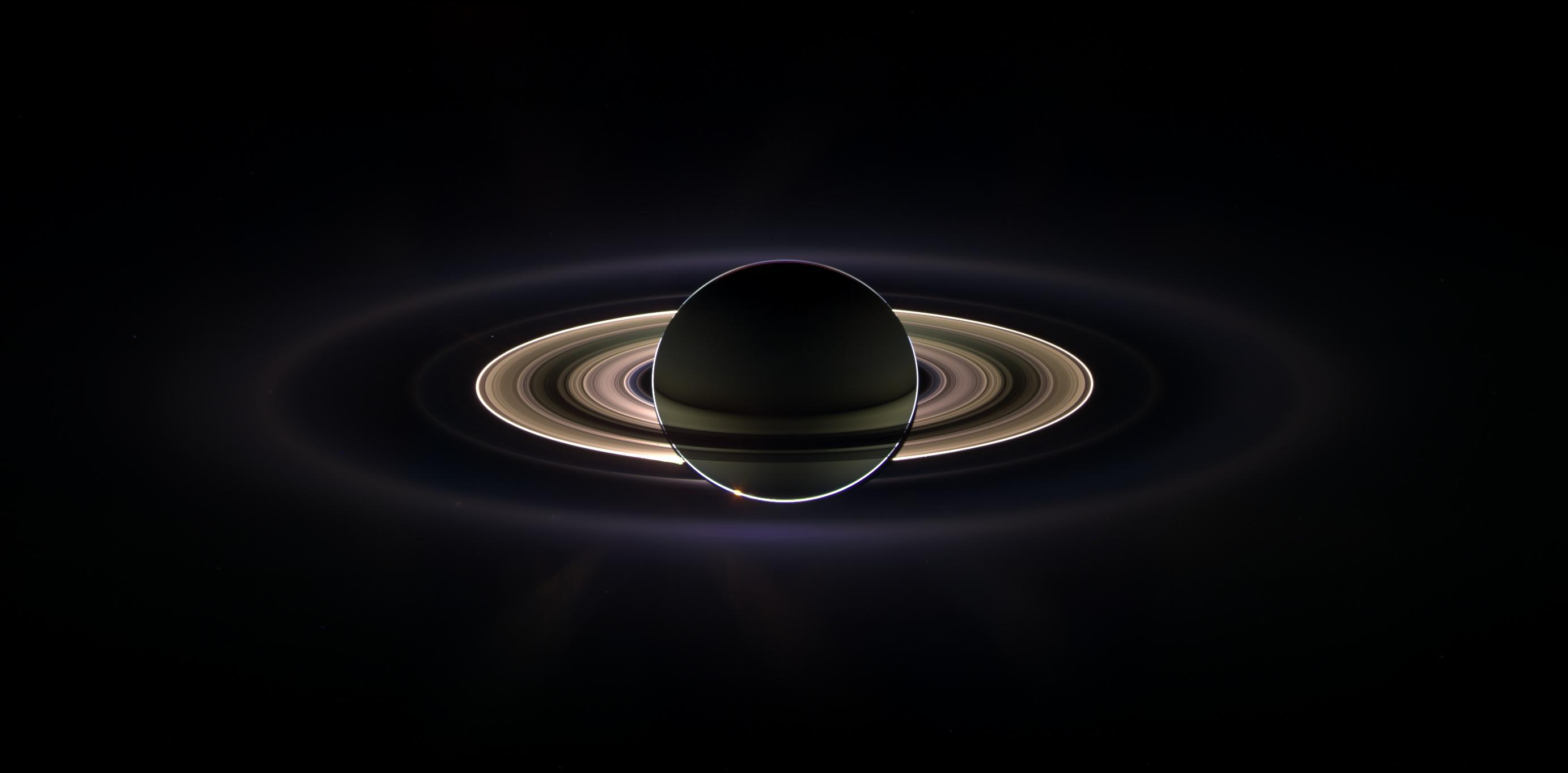 Enchanting Saturn | NASA