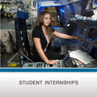 Student Internships at Johnson Space Center