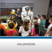Volunteer Opportunities at Johnson Space Center