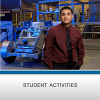 Student Academic Experiences at Johnson Space Center