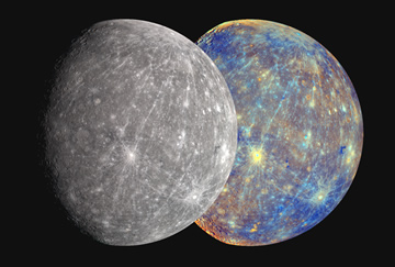 Images of Mercury