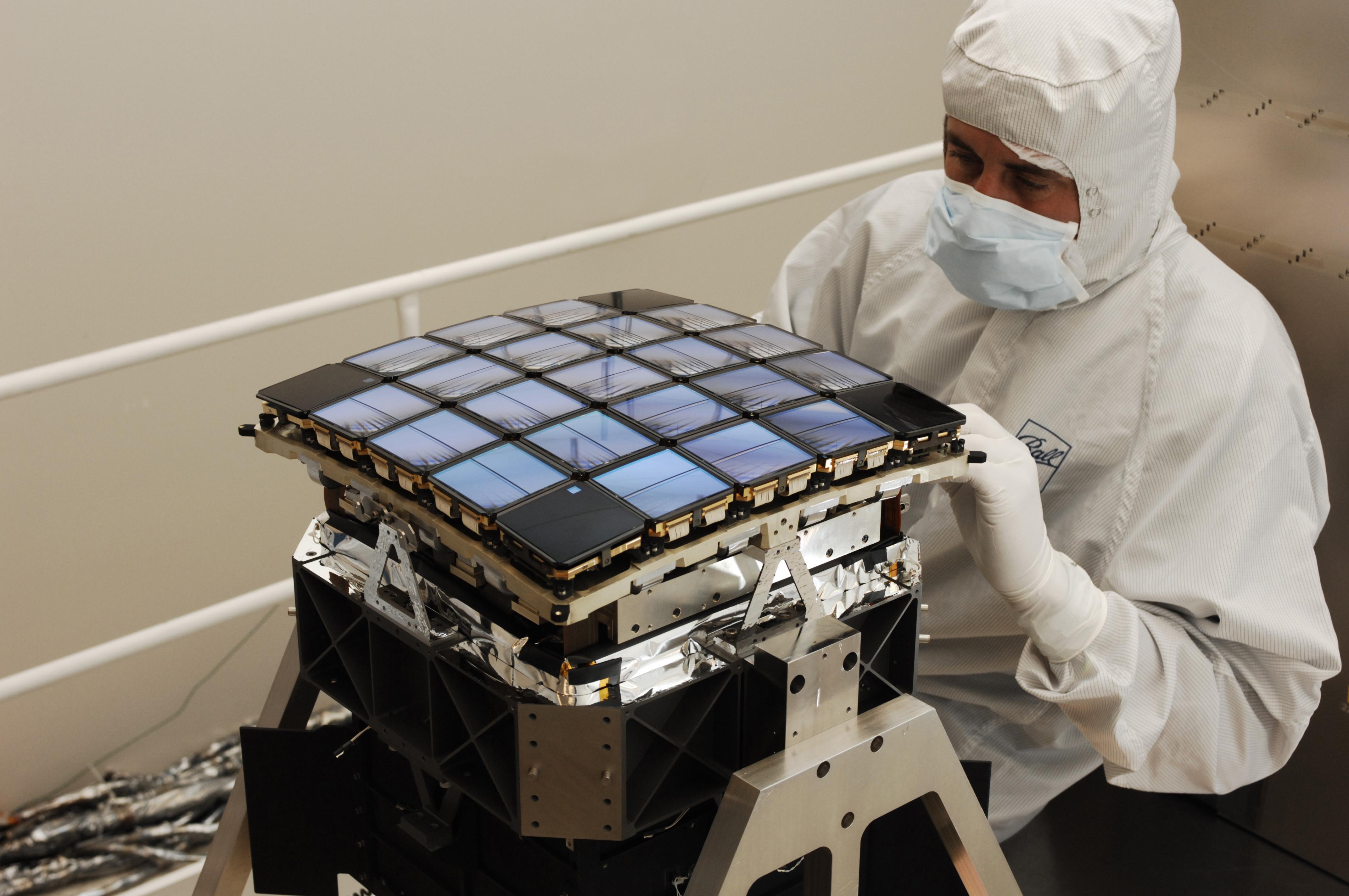 NASA - Kepler Focal Plane Array