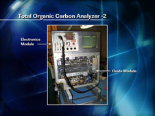 Total Organic Carbon Analyzer 2