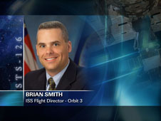 Brian Smith / Orbit 3 - ISS Flight Director