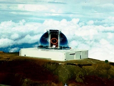 Image of NASA's Infrared Telescope Facility