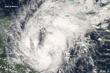 Satellite image of Paloma