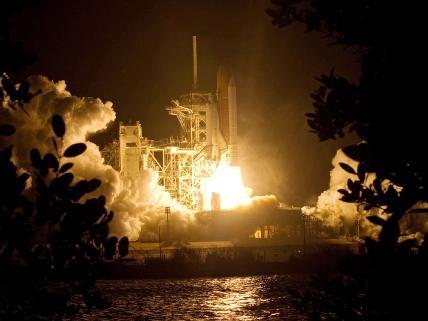 STS-126 Begins!