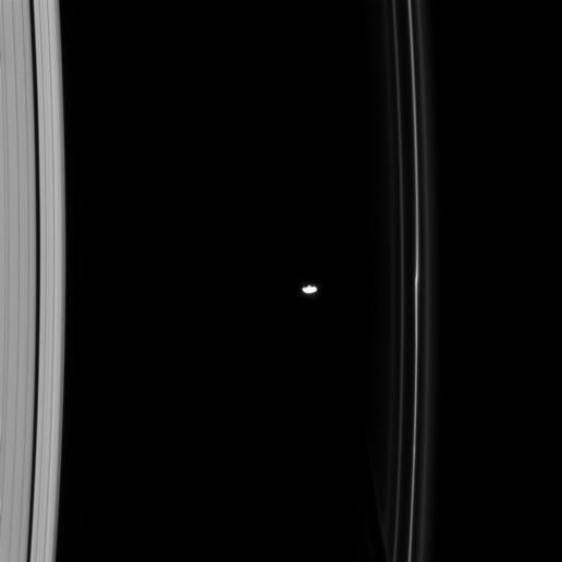 Prometheus Brings Change to the F Ring