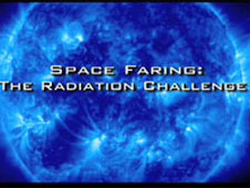 Title screen of the Radiation Challenge video