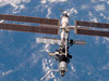 image of international space station