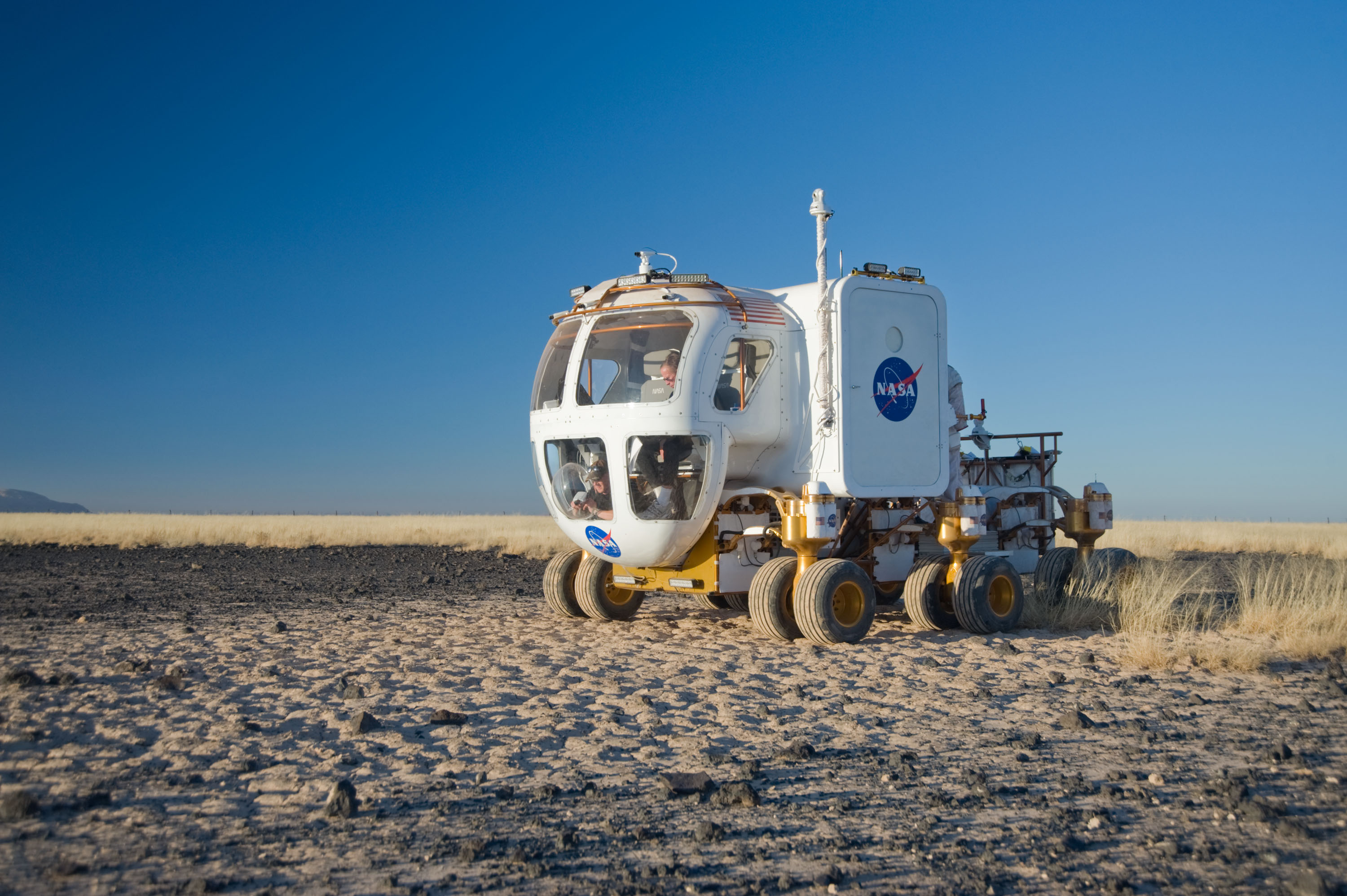 NASA - Multi-Mission Space Exploration Vehicle
